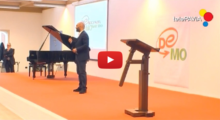 Demo 2016 presentazione di Tele Pavia